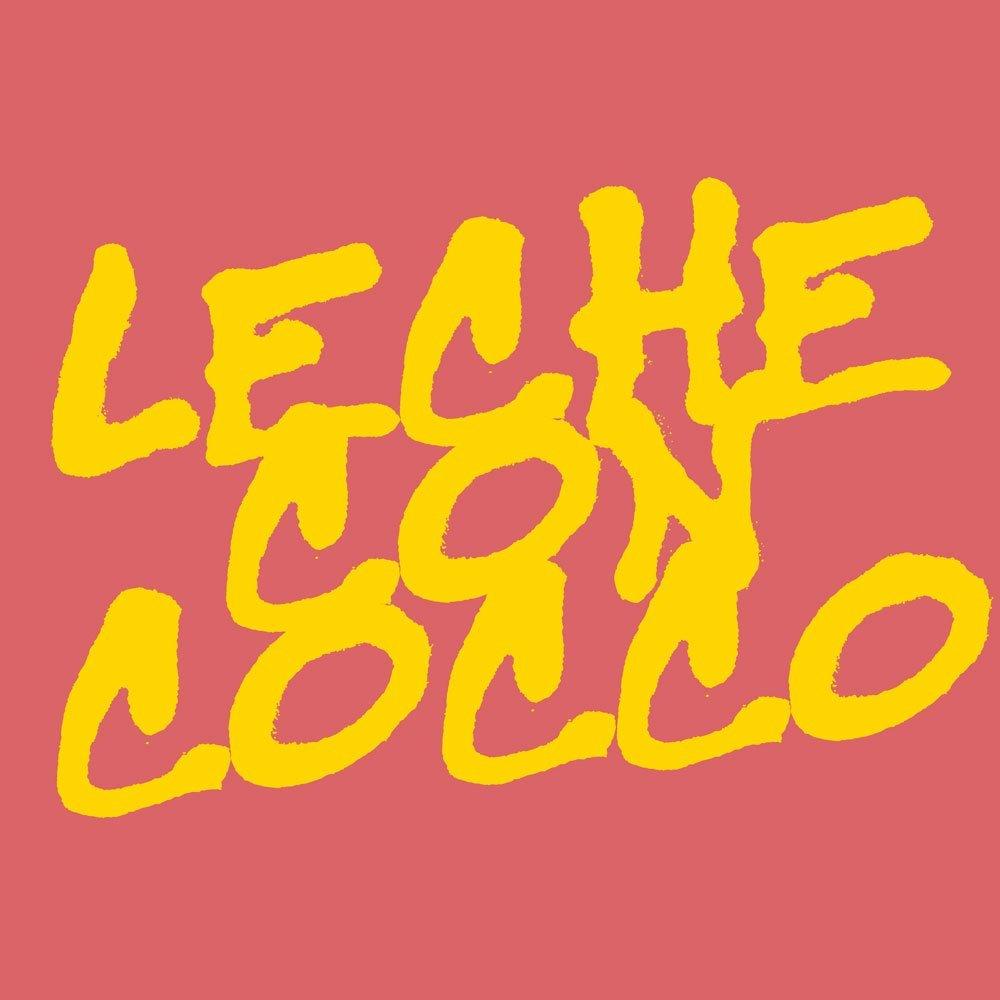 Leche con Cocco